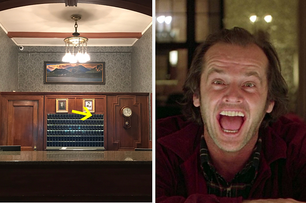 "17 Interesting Facts About The Haunted Hotel Stephen King Stayed In When He Came Up With ""The Shining"" - BuzzFeed"
