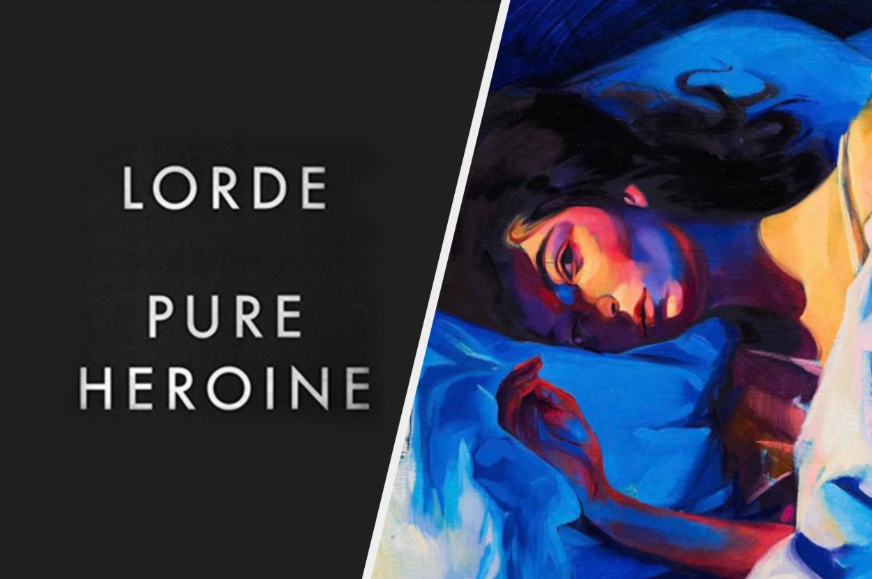Pure Heroine Vs Melodrama Which One Are You