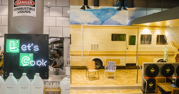 """There's A """"Breaking Bad"""" Themed Pop-Up Restaurant And It's A Must-See For Fans Of The Show thumbnail"""