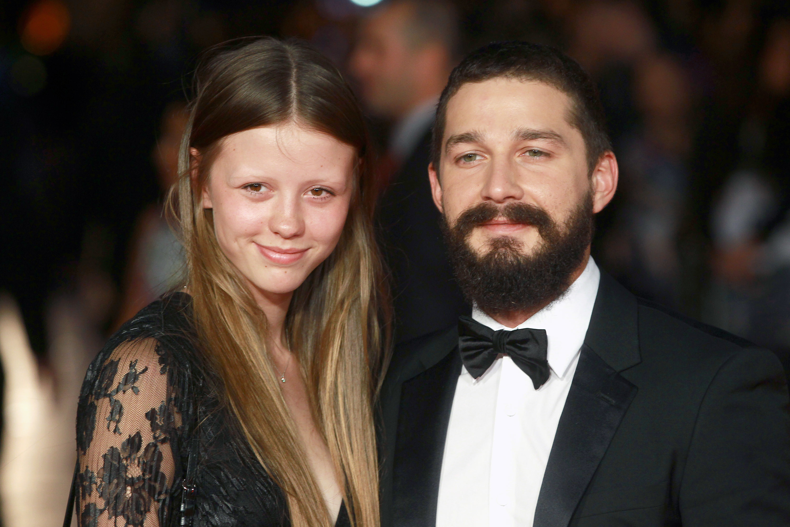 Labeouf who is father shia Christy Carlson