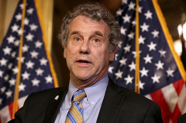 Sherrod Brown Wants Senators To Keep Their Politics Out Of Impeachment