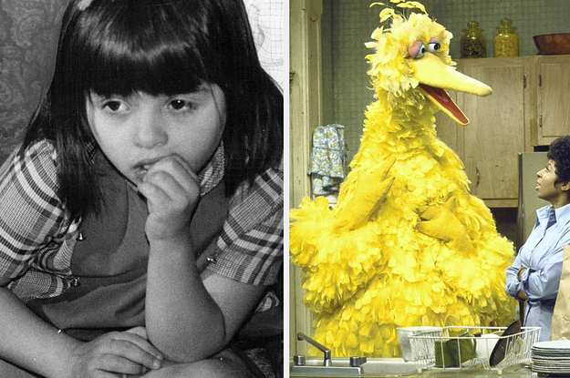 20 Rare Behind The Scenes Pictures From The Early Years Of Sesame Street