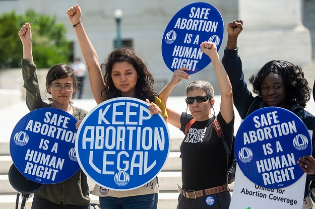 A Judge Struck Down A Trump Policy That Would Have Let Health Workers Refuse Abortion And Sex Reassignment Services