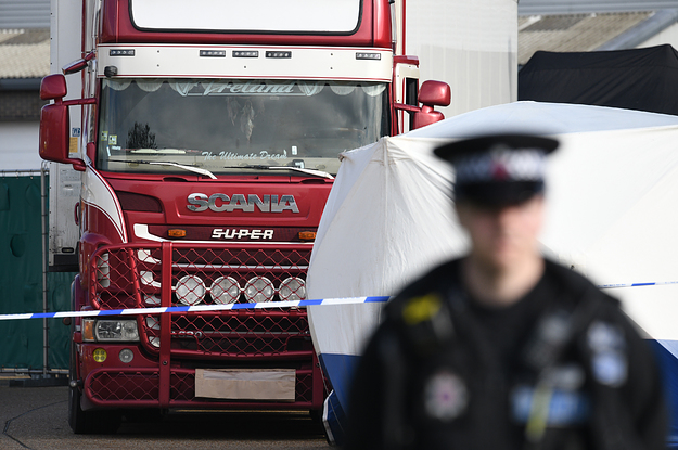 All 39 Bodies Found In The Back Of A Truck In Essex Have Been Identified