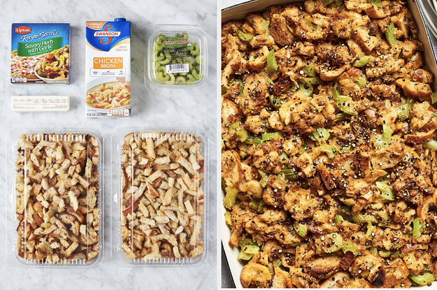 20 Easy Thanksgiving Sides & Snacks That Still Taste Impressive