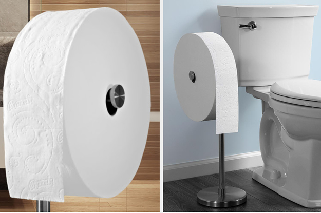 The Charmin Forever Roll Just Solved All Of Your Gift-Giving Woes