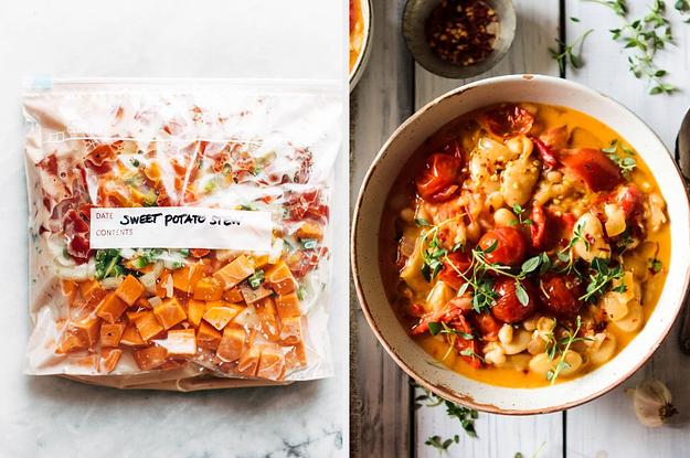 22 (Legit Satisfying) Soups, Stews, And Broth Bowls