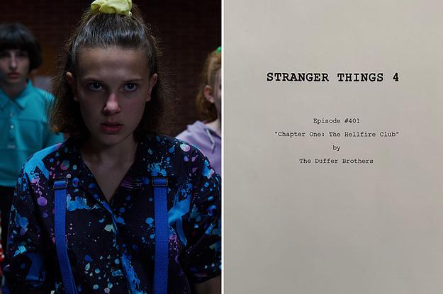 Stranger Things cover image