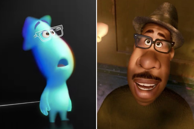 """The First Teaser For Pixar's """"Soul"""" Is Here To Give You An Existential Crisis On A Weekday"""