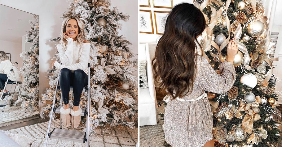 Influencers Are Celebrating Christmas Way Too Early This Year