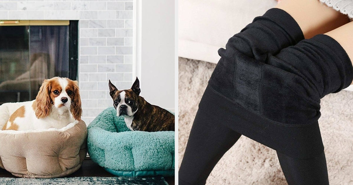 26 Things You're Totally Going To Want When It's Freezing Out