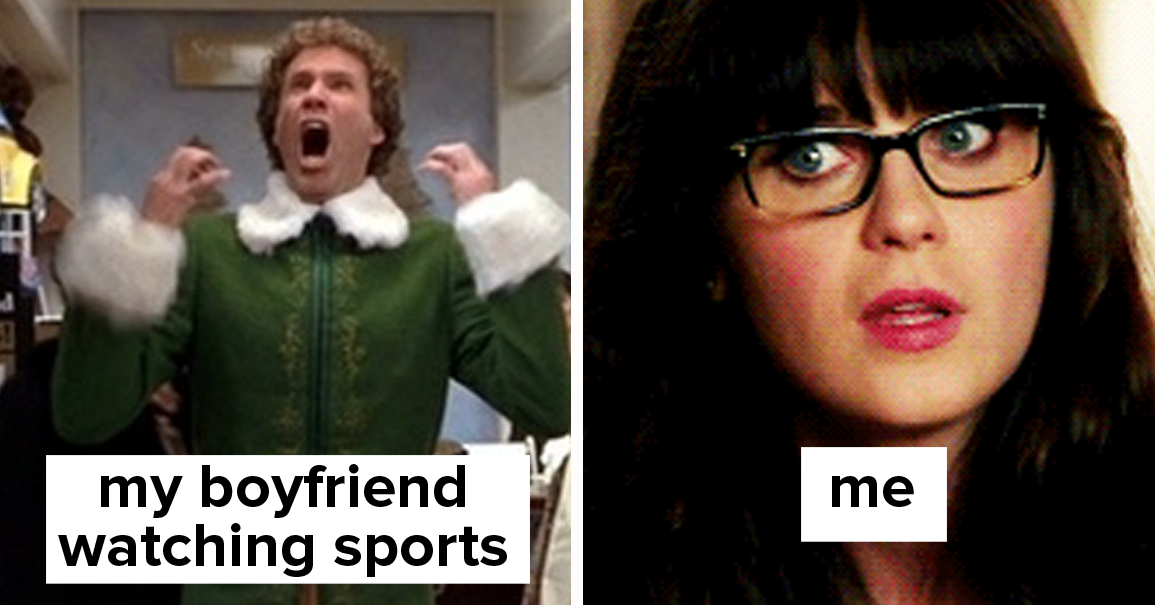 19 Things Every Sports Hating Person Has Experienced In A Sports Loving Relationship