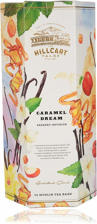 Caramel infused tea