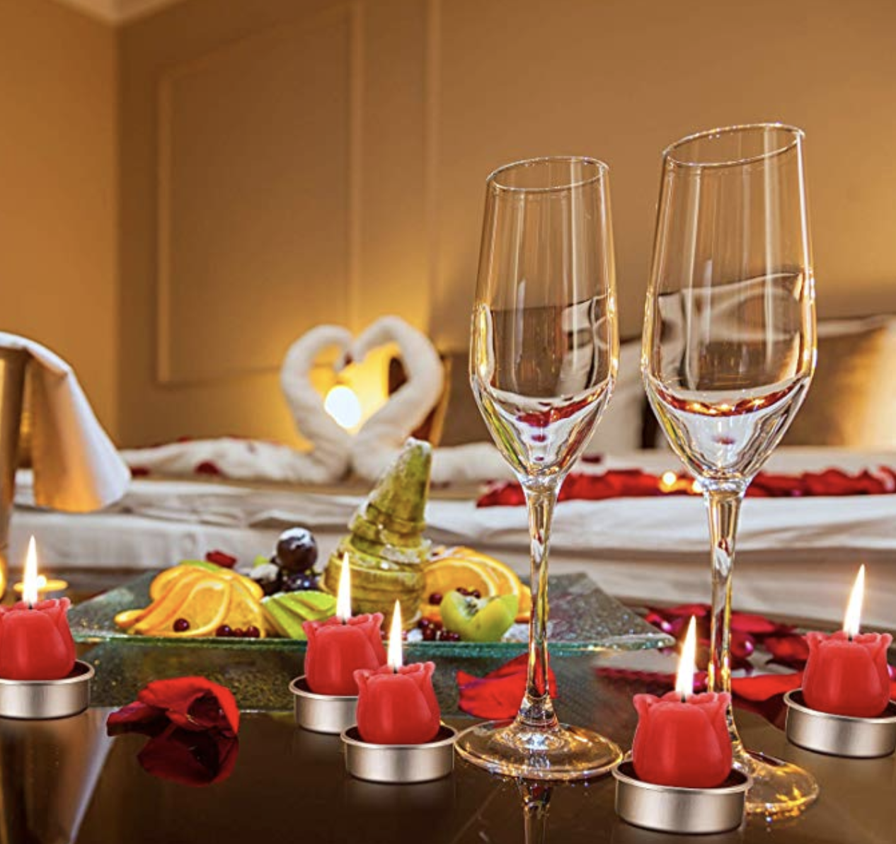 9 Seriously Romantic Products To Get If You Re Having Date Night At Home