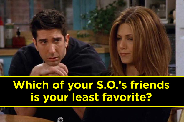 Can You And Your Significant Other Make It Through This Quiz Without Getting Into A Fight?