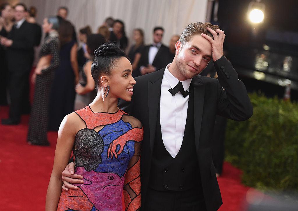 Robert Pattinson en Taylor Swift dating methodes van het absolute dateren van rotsen