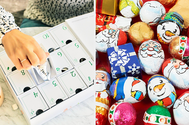 40 Amazing Advent Calendars To Make December More Exciting