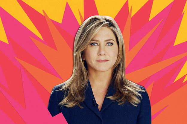 Jennifer Aniston Is Angry Now And It's Thrilling To Watch