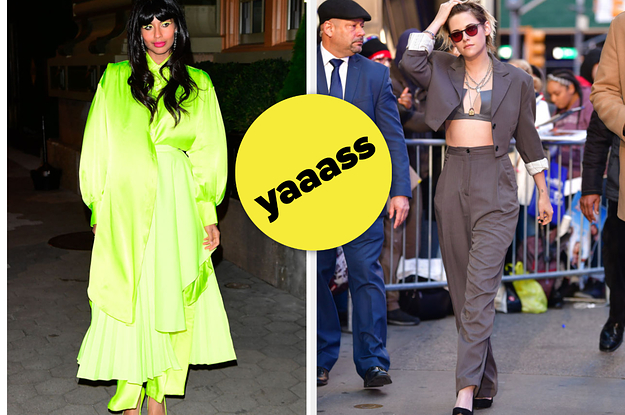 17 Of The Best Celebrity Outfits From This Week