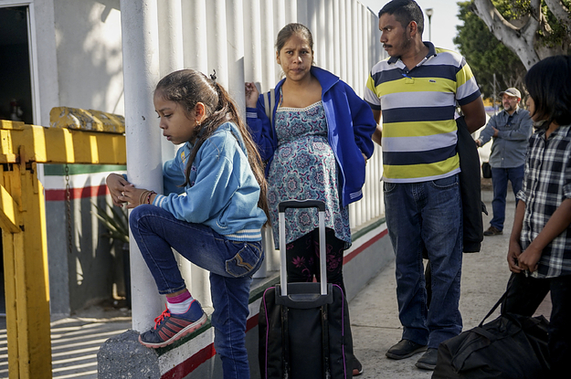The Trump Administration Is Proposing To Become One Of Just Four Countries In The World To Charge A Fee For Asylum