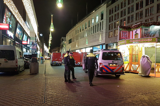 A Stabbing Attack In The Hague Was Not Terrorism, Police Say