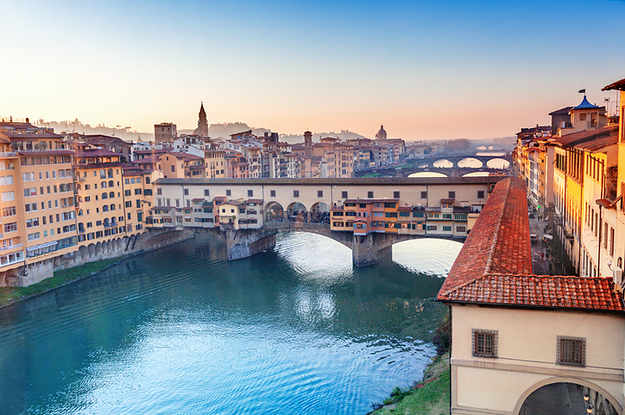 Here's How To Spend 48 Hours In Florence Without Going Broke