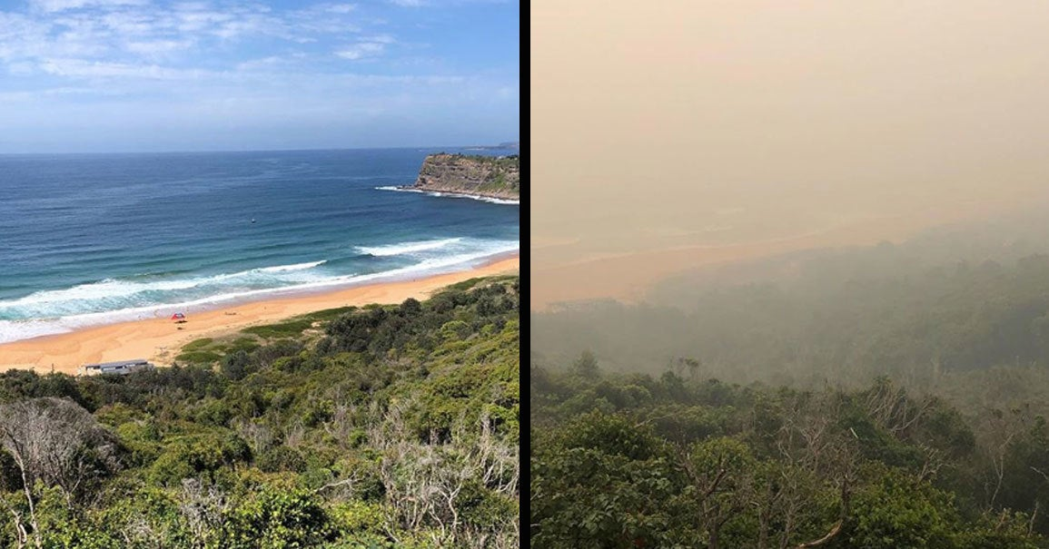 Australia Is Still On Fire And These 21 Images Capture How It Felt To Wake Up In Sydney Today