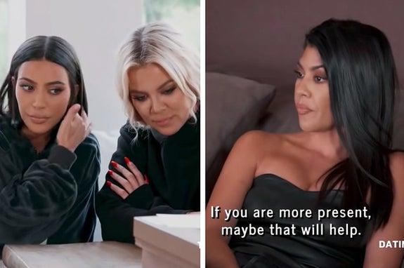 Kim Said She'd Fire Kourtney From