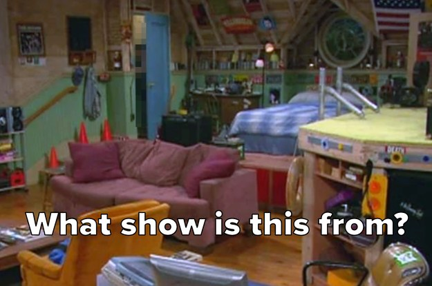 Sorry, If Youre Under 25 Theres No Way Youre Passing This TV Show Bedroom Quiz