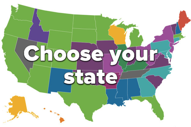 Every State Has A Rapper It's Obsessed With — Here's Yours!
