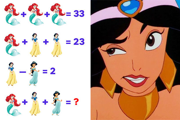 The Disney Brain Teaser Test Has Only 5 Questions, And I Bet You Cant Get 3/5 Correct
