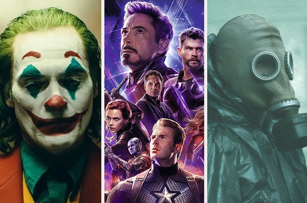 The Top 10 Movies And TV Shows Of 2019, According To IMDb