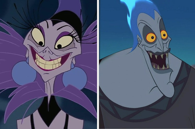 Pick A Classic Movie From Each Decade And We'll Reveal Which Underrated Disney Villain You Are
