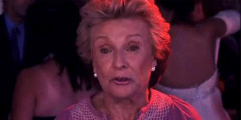 "Cloris Leachman in ""You Again"""