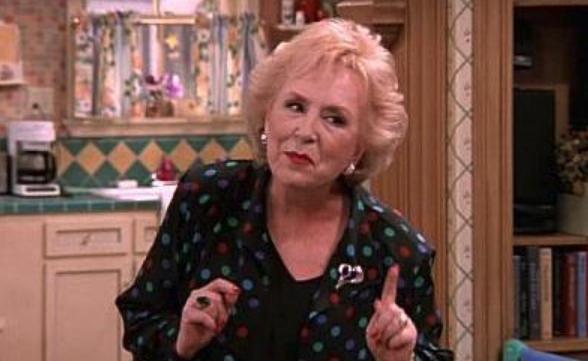 "Doris Roberts in ""Everybody Loves Raymond"""