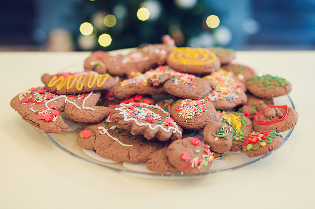 Decorate Some Holiday Cookies And We'll Guess What You'll Get For Christmas