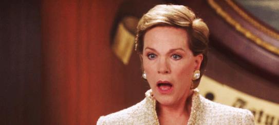 "Julie Andrews in ""The Princess Diaries 2"""