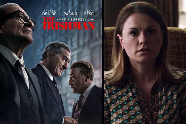 Netflixs The Irishman Had 13+ Million Viewers In Its Opening Week, But Only 18% Finished It, So I Watched The Entire Thing For You