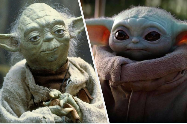 Which Yoda Are You?