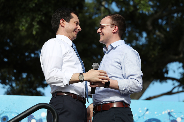 You Wanted Same-Sex Marriage? Now You Have Pete Buttigieg.