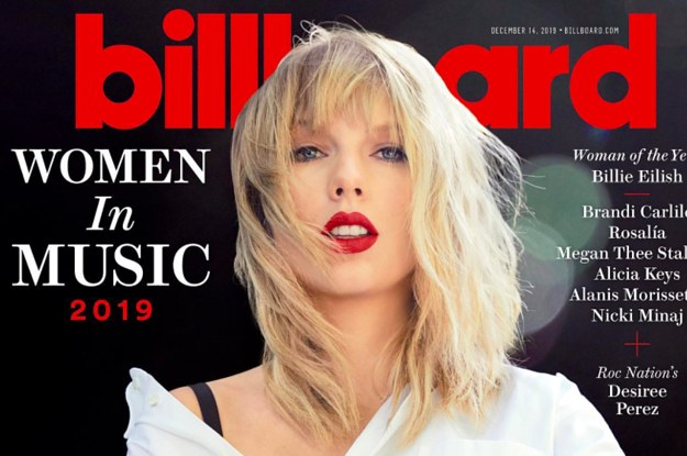 """Taylor Swift Revealed That """"More Than 20"""" Artists Have Called Her For Help When They Got Bad Press"""