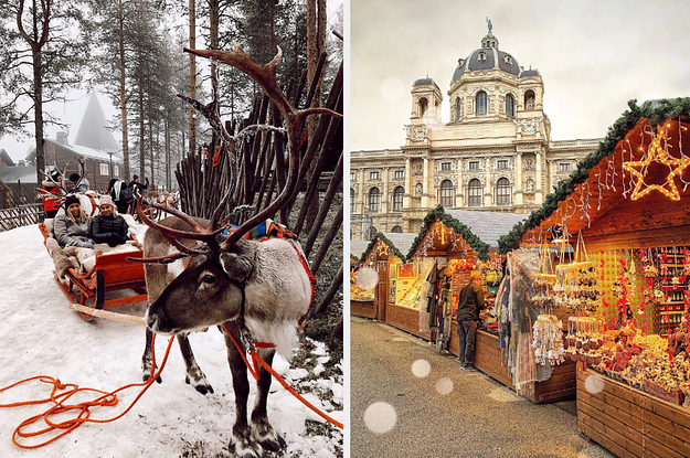 15 Christmassy Places That Even Grinches Will Want To Travel To