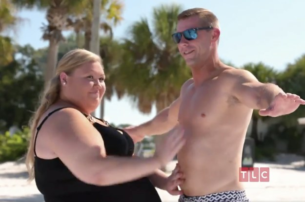 TLC Announced A New Show About Mixed-Weight Couples Called Hot And Heavy And The Backlash Came Immediately