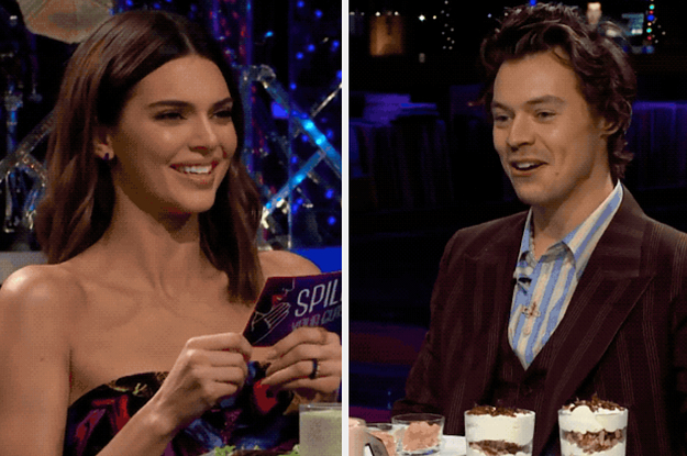 Im Weirdly Interested In Watching Exes Kendall Jenner And Harry Styles Reuniting On TV