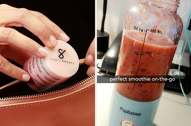 28 Portable Things That Are Basically Guaranteed To Have You Prepared For Almost Anything