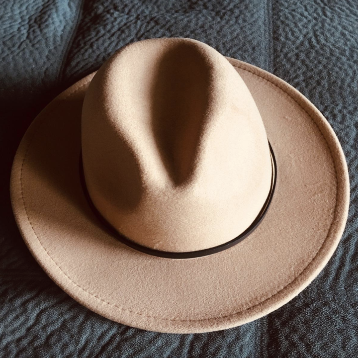 reviewer photo of the hat
