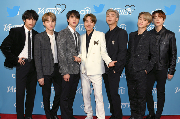 Here Are The Top BTS Tweets Of 2019