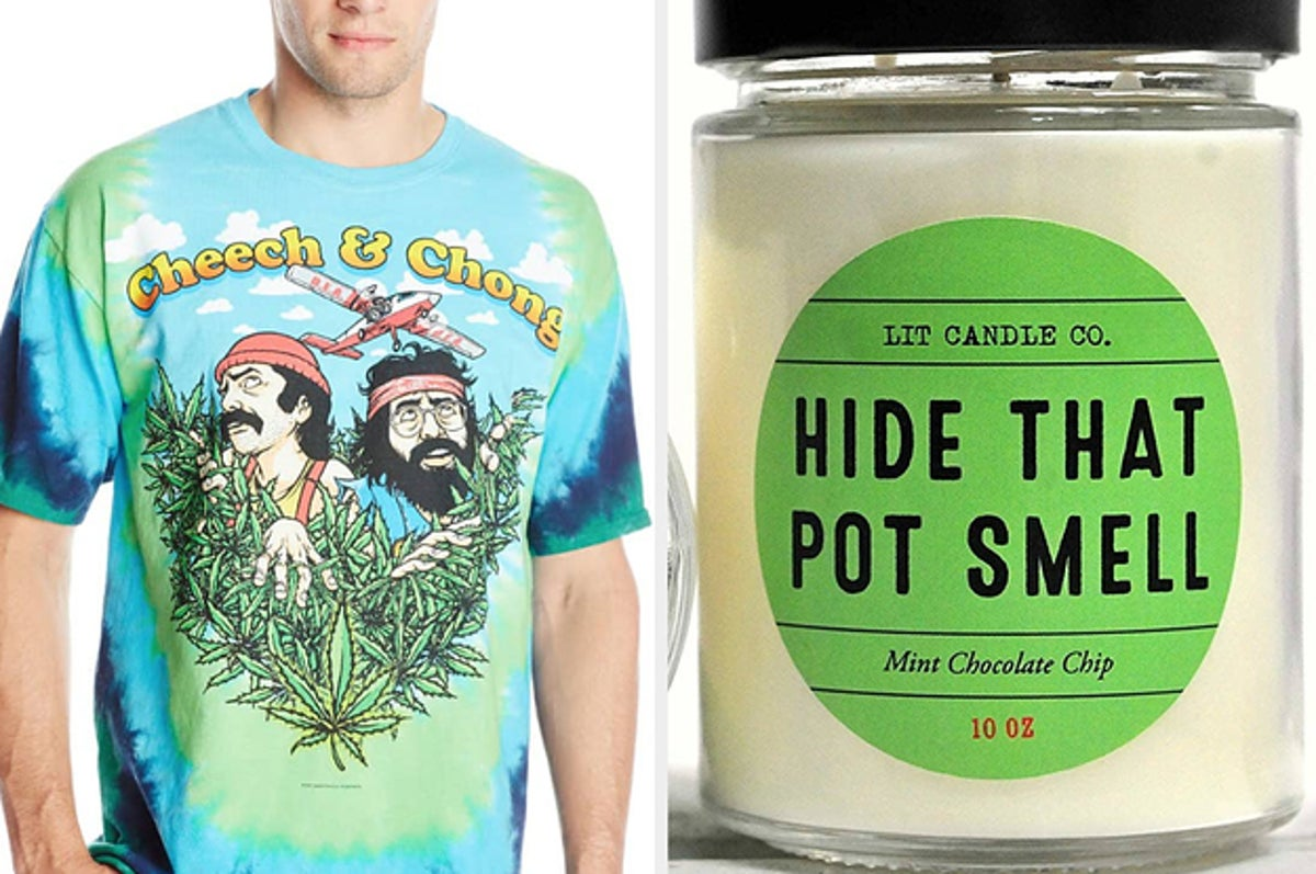 Gifts For People Who Love Weed