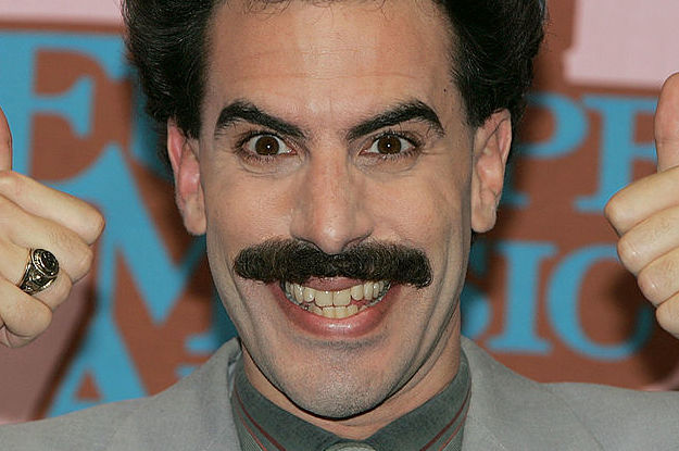 Isla Fisher Posted A Shirtless Video Of Sacha Baron Cohen Working Out And Now People Are Like Wait, This Is Borat?