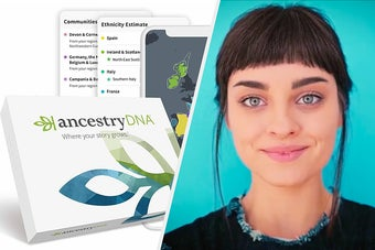 Looking For A Unique Holiday Gift? This AncestryDNA Kit Is 31% Off In Canada!